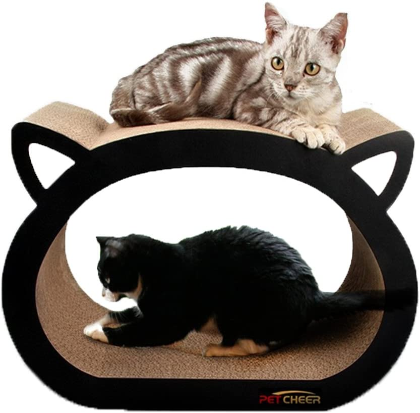 Cama rascadora para gatos