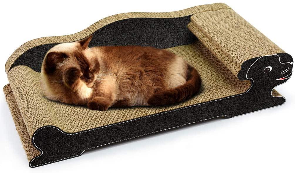Rascador de Gato para Cama y sofá