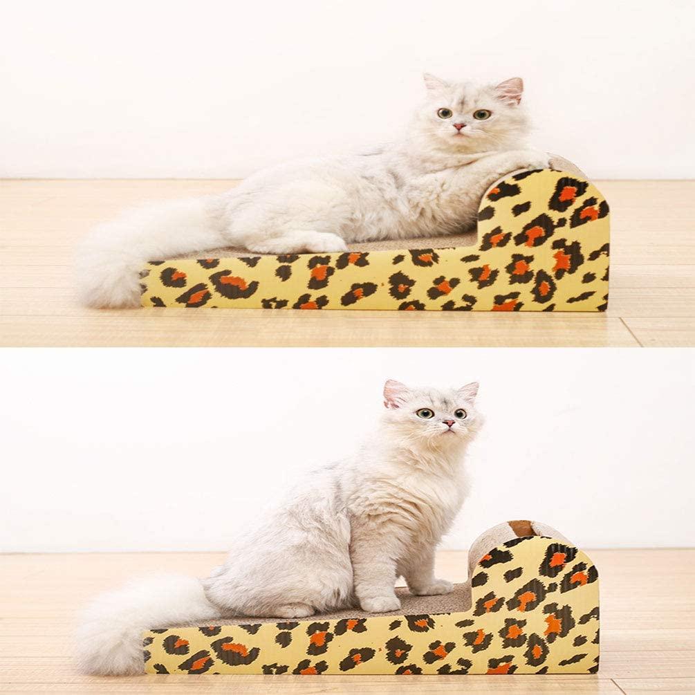 Rascador para Gatos de cartón Reciclado