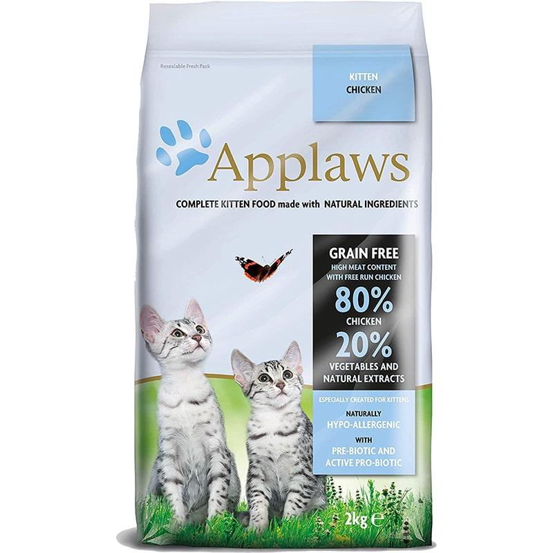 Applaws Comida seca para gatitos